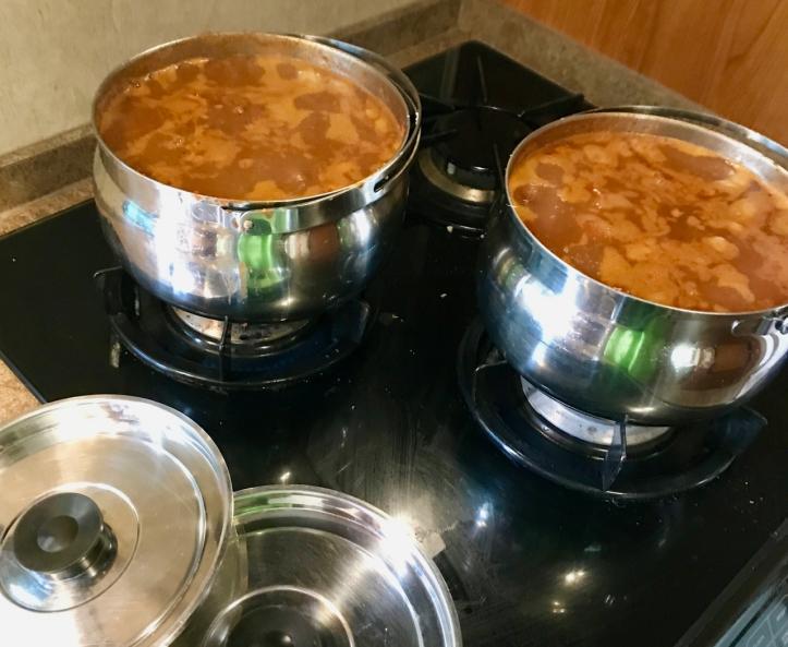 boiling pots laurie best photo